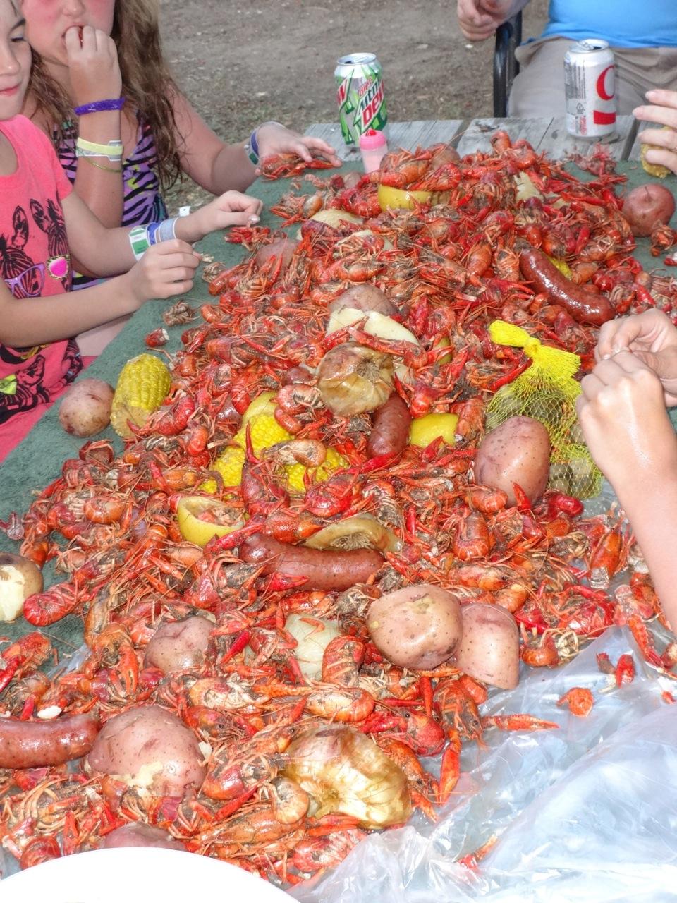 boiled tunes crawfish boil will crawfish feed tx crawfish boil 3